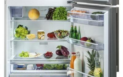 Filtru antibacterian pentru alimentele din frigider